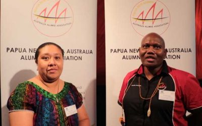Milne Bay Chapter Launch