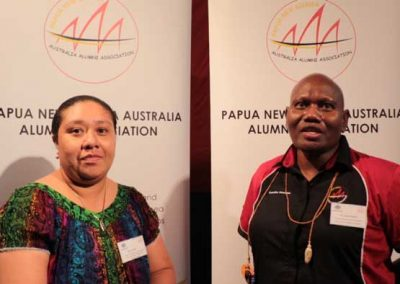 PNGAAA Milne Bay Chapter Launch