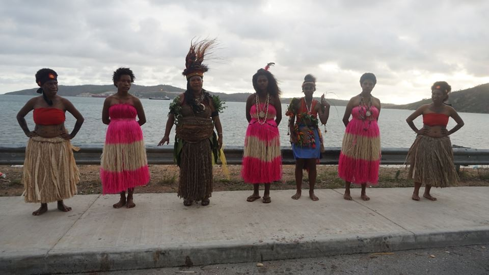 Preserving PNG Culture with Social Media