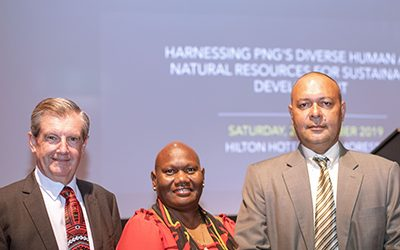 PNG Australia Alumni Association celebrates year of achievements and renews focus on sustainable development
