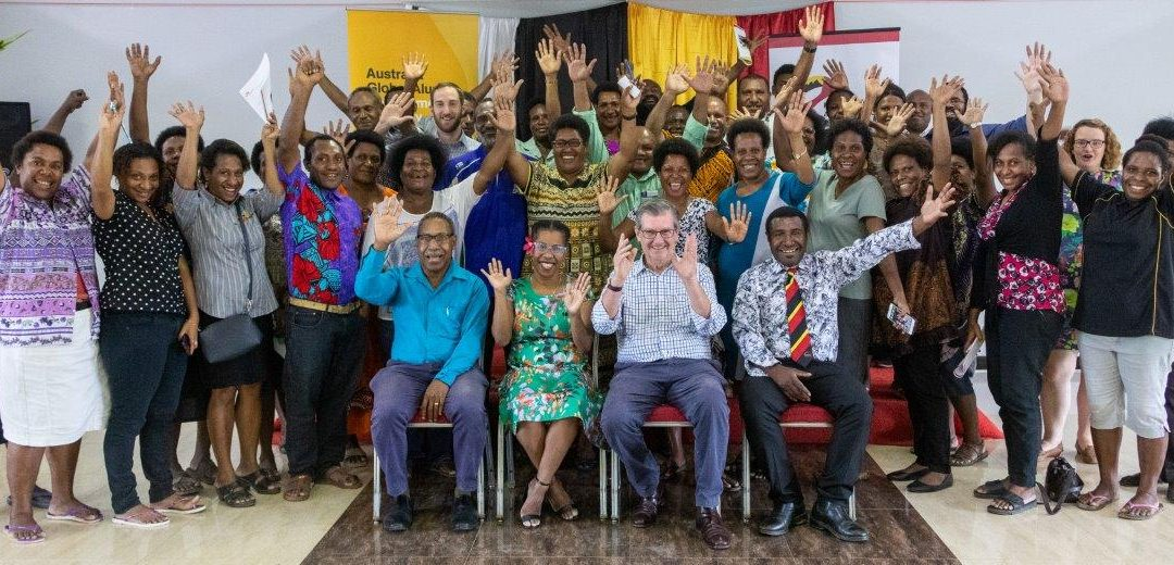 PNG-Australia partnership deepens with launch of East Sepik Alumni chapter