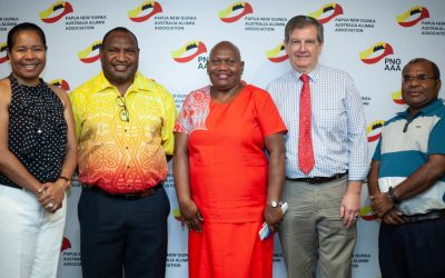 PNG Australia Alumni Association raises over K360,000 for Australian bushfire relief