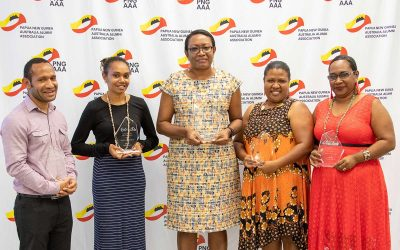 Nominations for the 2020 PNG-Australia Alumni Awards have been extended